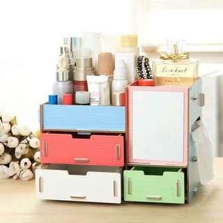 DIY Make Up Organizer (Plain)