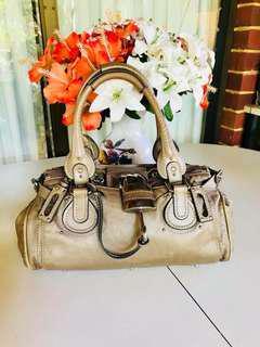 ❤️❤️SALE ❤️❤️Authentic Chloe Paddington Handbag Shoulder Bag