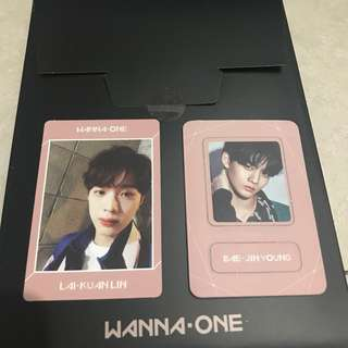 [WTT] Wanna One Undivided