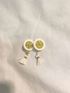 Handmade Vintage Earrings