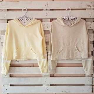 Long sleeve hoody