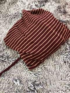 Sale hijab instant garis