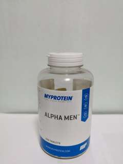 MYPROTEIN MULTI-VITAMIN (240TAB) ALPHA MEN