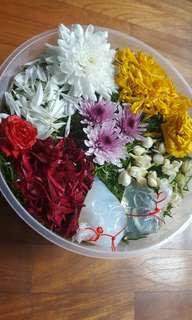Bunga Rampai  (/Tub)
