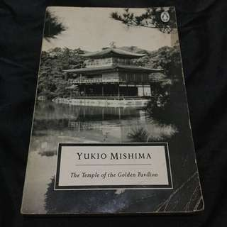MISHIMA - The Temple of the Golden Pavilion