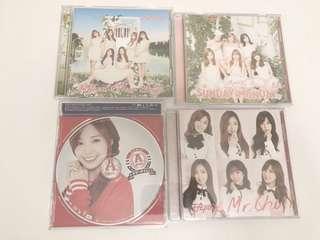 Apink 淨cd (冇小卡)