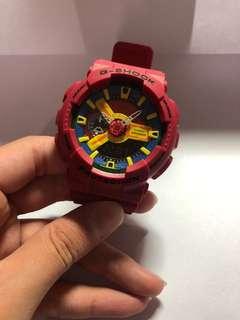 🚚 手錶 g-shock  Casio baby-g ga-110 卡西歐 男錶