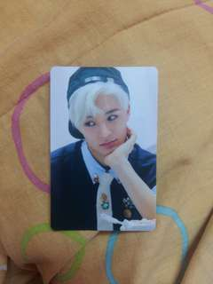 NCT Dream Jeno We Young sticker