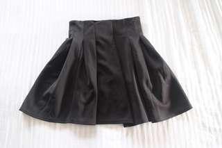Black Skater's Skirt