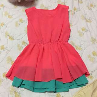 Cute 2 Color Blouse