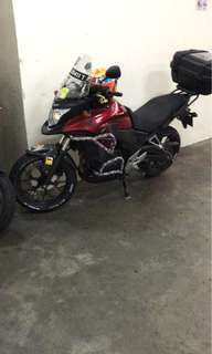 Honda cb 400 x
