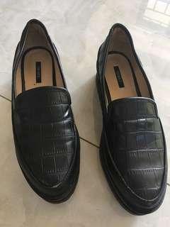 Preloved Forever21 Platform Loafers