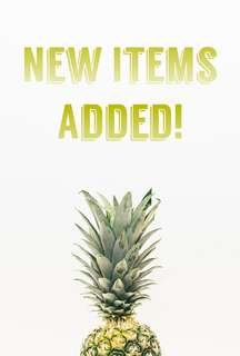 New Items Added!