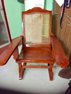 Comfortable Wooden Rocking Chair
