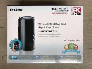D-Link AC1750 ($60) router