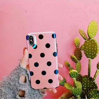 Pink Dots Case (iph only)