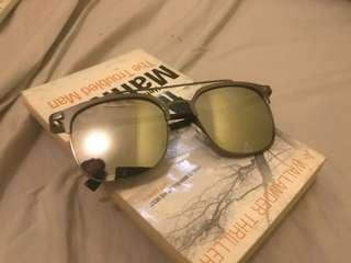 kacamata Tom ford clubmaster sun glasses (turun harga)