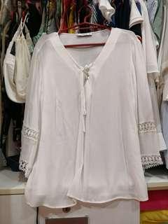 MANGO boho-chic inspired long sleeves