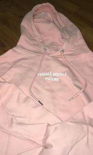 instocks tumblr ulzzang female equals future h&m hoodie
