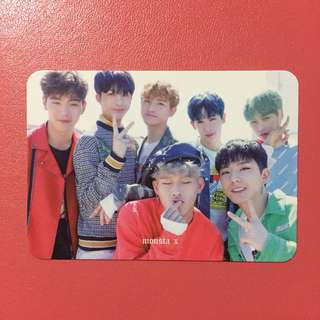 [WTS] Monsta X Shine Forever Group PC