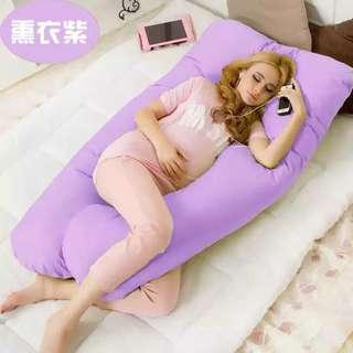Pregnant Lady U-Shape Side Pillow
