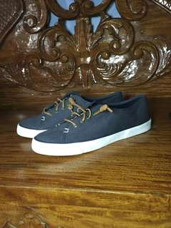 SPERRY SHOES GREY( UNISEX ) FREE SHIPPING