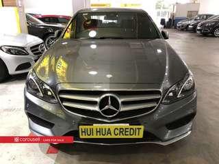 Mercedes-Benz E-Class E250 AMG Edition E