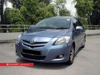 Toyota Vios 1.5A G Sports