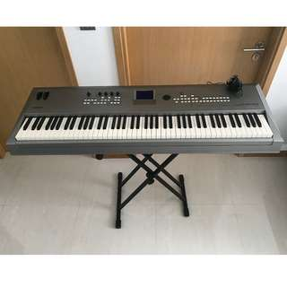 Yamaha MM8 Synthesizer