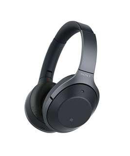 Sony WH-1000XM2 Headphones - Black