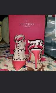 Valentino Rockstuds heel
