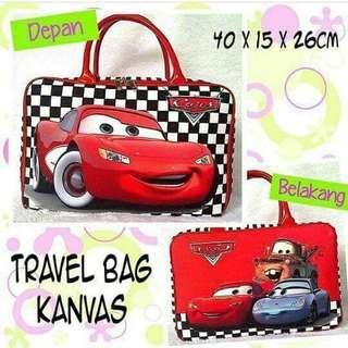 Travel bag cars catur