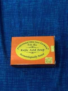 Kojic Acid Soap (Buy 6 for only 499)