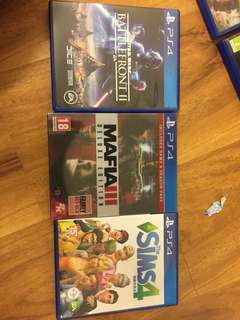 Cd Games PS4