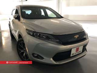 Toyota Harrier 2.0 Auto Elegance Panoramic