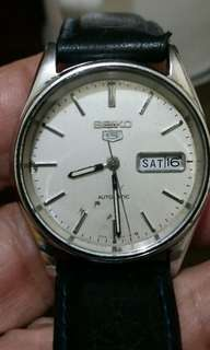 Seiko 5 Automatic Dress Watch