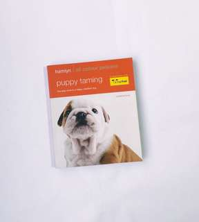 🦉Hamlyn Puppy Taming Book