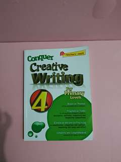 Creative writing for primary 4