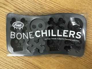 Fred Bone Chillers Ice Tray mold 骷髗骨頭冰格 umbra kikkerland