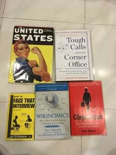 Corporate Books