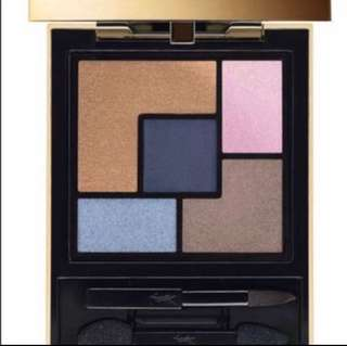 BNIB YSL Couture palette collector eye shadow palette