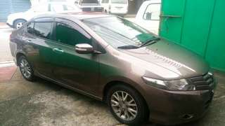 2011 Honda City 1.5 E Automatic