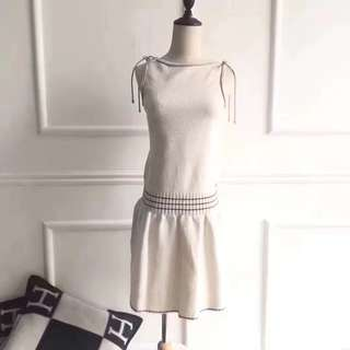 Chanel 針織裙