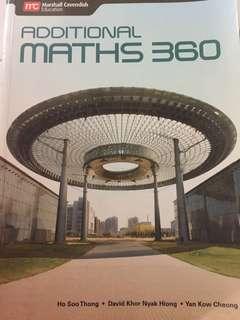 Additional Math 360