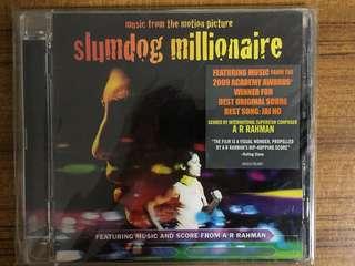 OST Slumdog Millionaire - A R Rahman Used CD Music