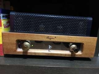 Cayin 斯巴克MT12膽擴音機