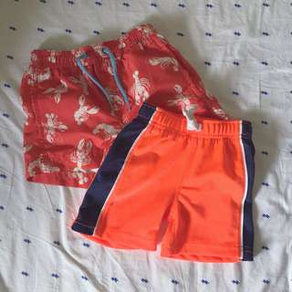 Carter's Shorts for Baby Boy
