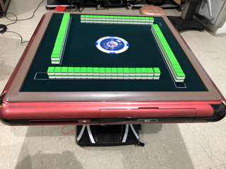 Reconditioned Foldable Auto Mahjong Table
