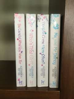 Alexandra Potter books