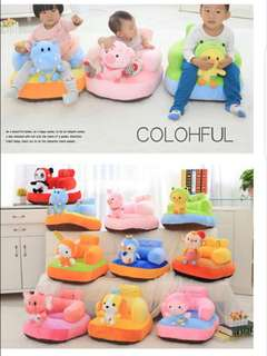 INSTOCK- special design baby sofa chair/ learning seat chair/ 8 months -5 yo